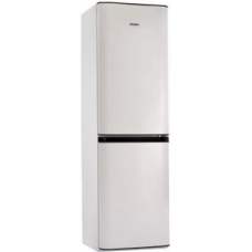 Холодильник PozisRK FNF-170 белый с чёрными накладками