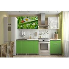 """Кухня """"Лето"""" фотофасад 1.8м"""