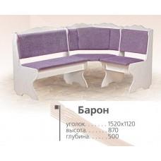"Кухонный угол ""Барон"" (без стола и табуретов)"