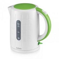 Электрочайник BBK EK1703P белый/зеленый