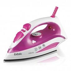 Утюг BBK ISE-2200 розовый